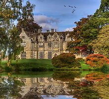 Wakehurst Place Mansion by JMHPhotography