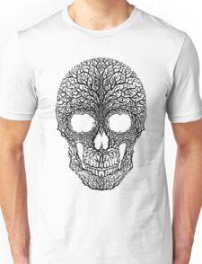 Anthropomorph I (black on white) Unisex T-Shirt