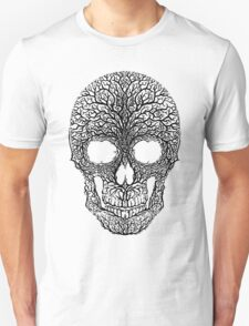 Anthropomorph I (black on white) T-Shirt