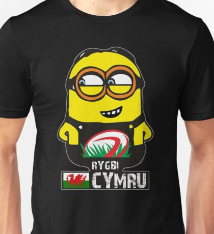INTERNATIONAL RUGBY MI Unisex T-Shirt