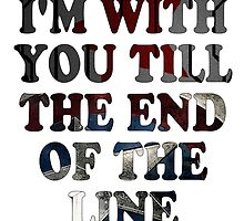 Till the End of the Line by chuckshurley