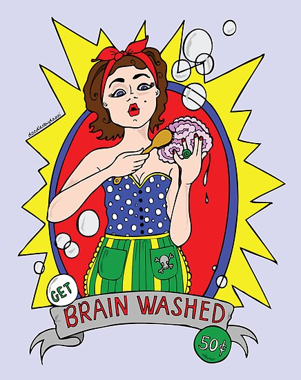BrainWashed by doodlesbydanni