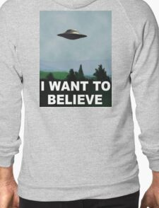 The X-Files, I Want To Believe Zipped Hoodie