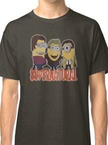 MINIONS T-shirt SUPERNATURAL Classic T-Shirt