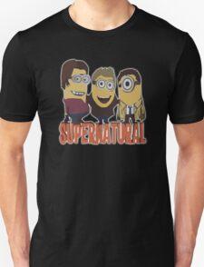 MINIONS T-shirt SUPERNATURAL T-Shirt
