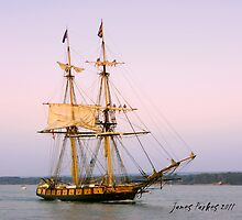 Flagship Niagara by James Parkes