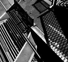 the railway gate  #1 by ragman