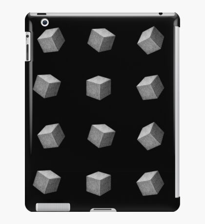 Sugar cubes iPad Case/Skin