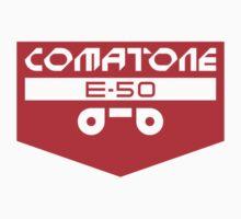 COMATONE - E-50 ALBUM LOGO by comatone