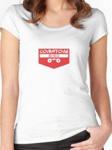 COMATONE - E-50 ALBUM LOGO Women's Fitted Scoop T-Shirt
