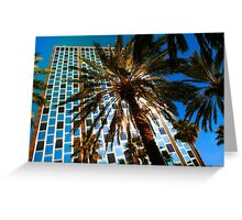Postcard from Miami, Florida Greeting Card