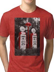 Route 66 Tri-blend T-Shirt
