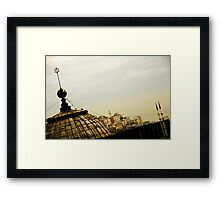 Coherence of Religions Framed Print