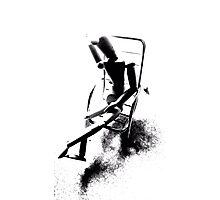 """""""Despair Chair (6)"""" Photographic Print"""