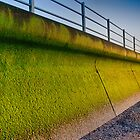 Sea Defences by Geoff Carpenter