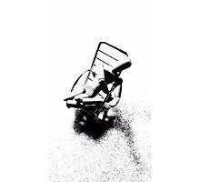 """""""Despair Chair (7)"""" Photographic Print"""