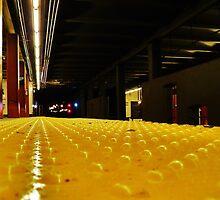 Subway Wait by Stephen Burke