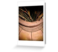 Potted Beauty Greeting Card