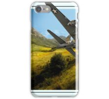 Out of the picture iPhone Case/Skin