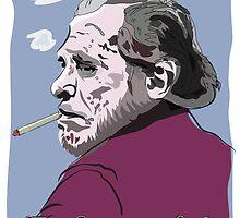 Bukowski by ramosecco