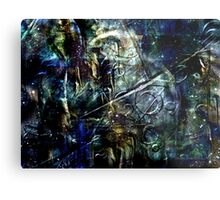 universal language Metal Print
