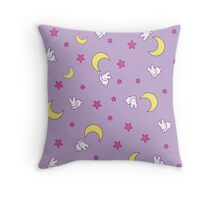 Usagi Blanket Throw Pillow