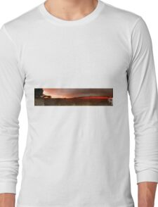 A beautiful countryside Long Sleeve T-Shirt
