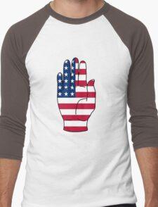 American High Five Men's Baseball ¾ T-Shirt