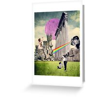 A Shutter In Time Greeting Card