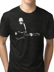 Joe Satriani stencil Tri-blend T-Shirt