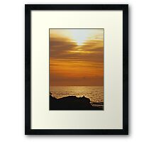 Heaven Awaits Framed Print