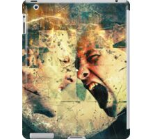 Scream Your Way Through The Path You Follow iPad Case/Skin