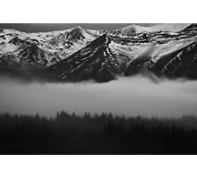 Southern Alps Photographic Print