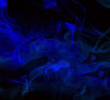 Scott Pilgrim Rickenbacker Bass by Shazzle69