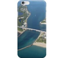 Sebastian Inlet in Deep Blue iPhone Case/Skin