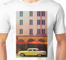 Miami South Beach, Art Deco Unisex T-Shirt