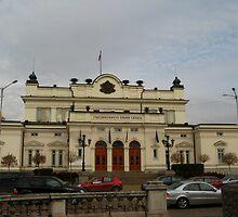 Bulgarian Parliament building by Maria1606
