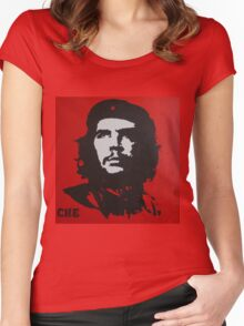 Red Che Women's Fitted Scoop T-Shirt