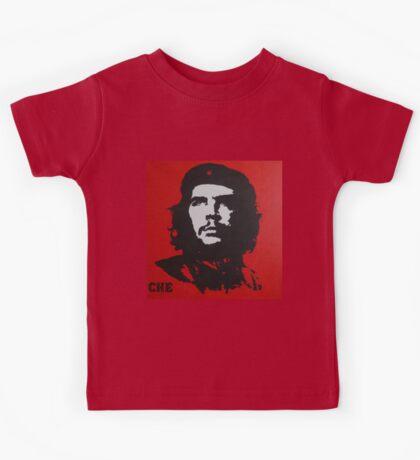 Red Che Kids Tee