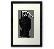 Friendly Reaper Framed Print