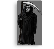Friendly Reaper Canvas Print