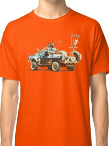 Mad Max Car I Classic T-Shirt