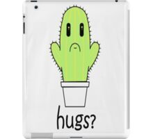 Hugs? books/posters/stickers iPad Case/Skin