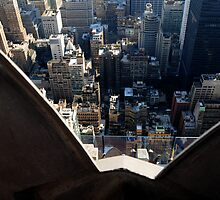 High Up In The Sky by infiniteartfoto