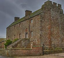 Drumburgh Castle by Jamie  Green