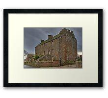 Drumburgh Castle Framed Print