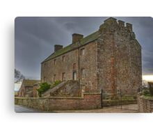 Drumburgh Castle Canvas Print