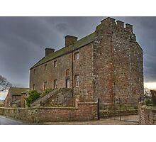 Drumburgh Castle Photographic Print