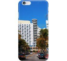 South Beach Miami, Florida iPhone Case/Skin