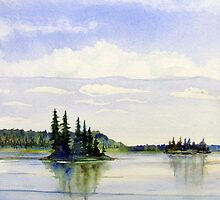 White Lake, Northern Ontario Canada - Hwy 17 by loralea